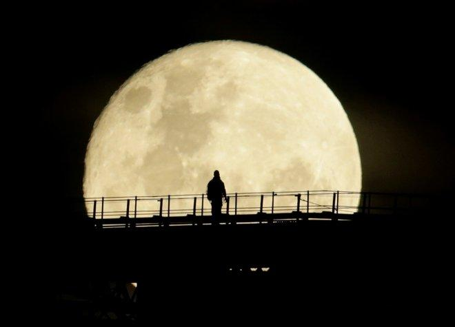November Supermoon: Striking visuals of the closest full moon until 2014