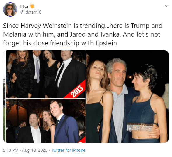 Trump Epstein
