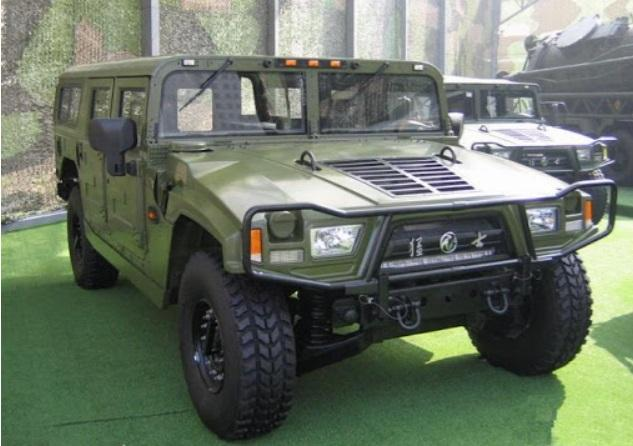Dongfeng High Mobility Multipurpose Wheeled Vehicle