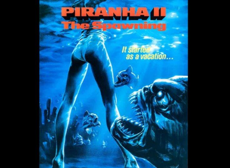 Poster of Piranha 2: The Spawning