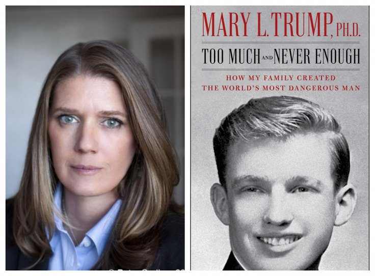 Mary Trump and her book