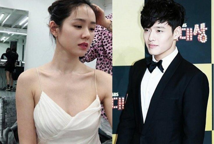 Son Ye Jin Kang Ha Neul