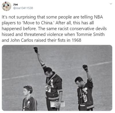 Move to China