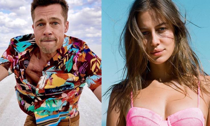 Brad Pitt's New girlfriend Nicole Poturalski