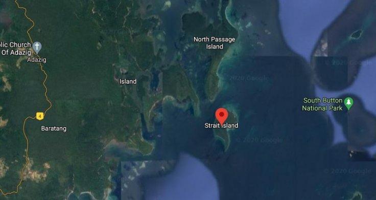 Strait Island