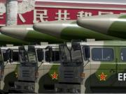 China Nuclear Missile