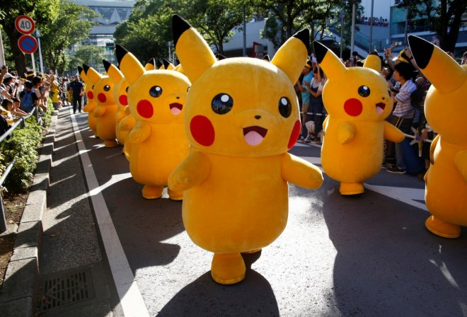 Changi Airport hosts Singapore's first Pikachu Parade on Nov 18