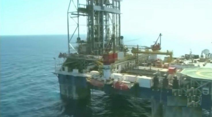 Oil exploration in the Mediterranean
