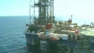 Oil exploration in the Mediterranean