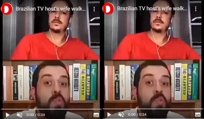 TV host Fabio