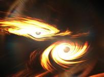 Black hole collision
