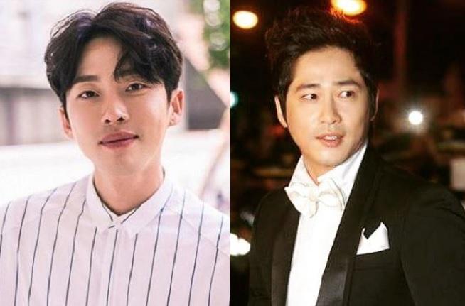 Kang Sung Wook and Kang Ji Hwan
