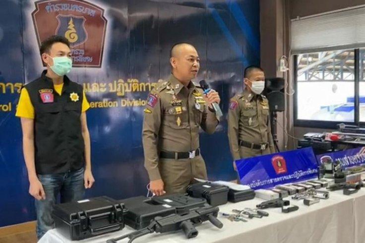 Bangkok guns