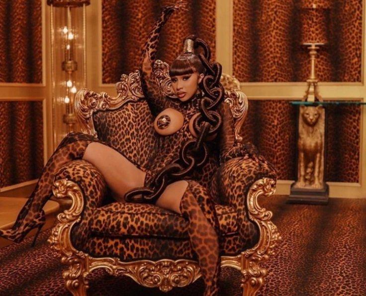 Cardi B's WAP Song Tops UK Billboard