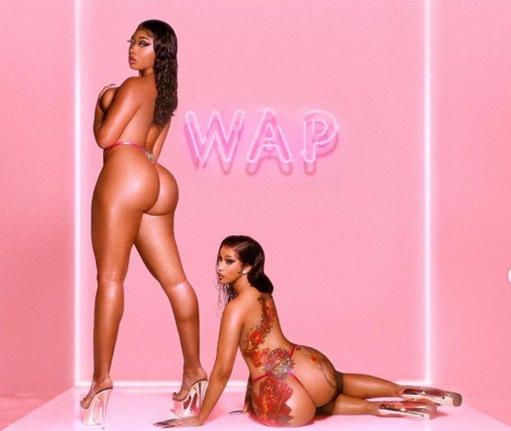 Cardi B's WAP Song No.in UK