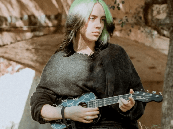 Billie Eilish's Signature Ukulele