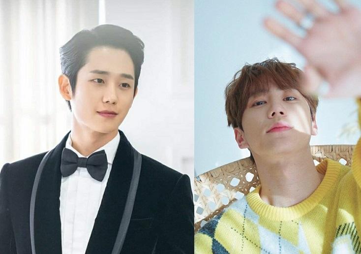 Jung Hae In U-Kiss's Jun