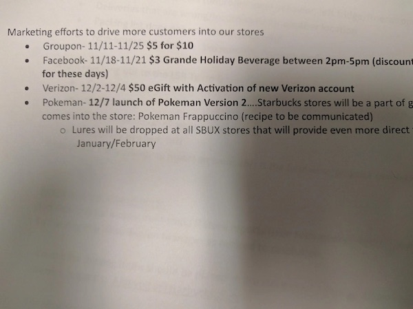Pokemon GO Gen 2 leaked internal memo