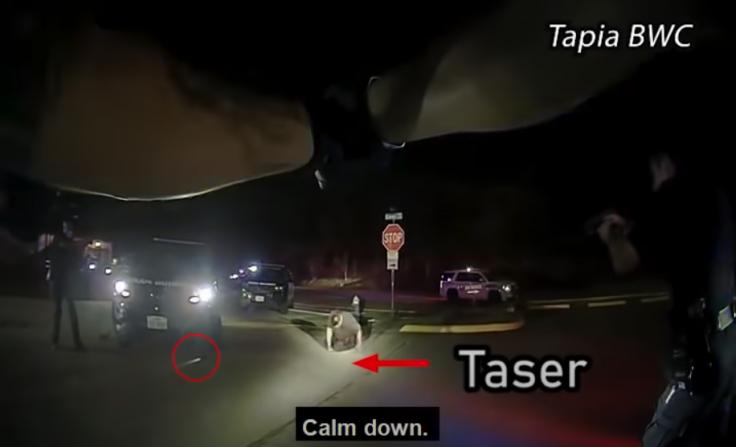 Nicolas Chavez bodycam footage