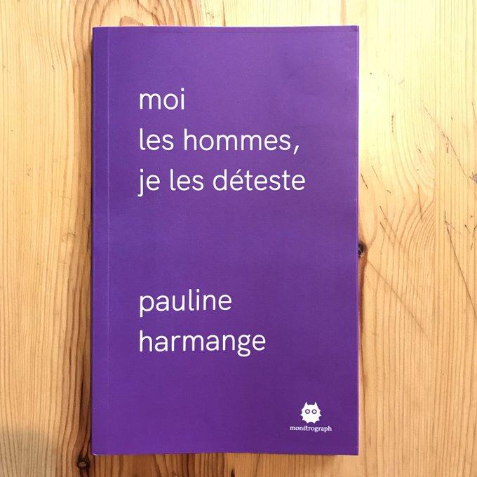 Pauline Harmange I Hate Men