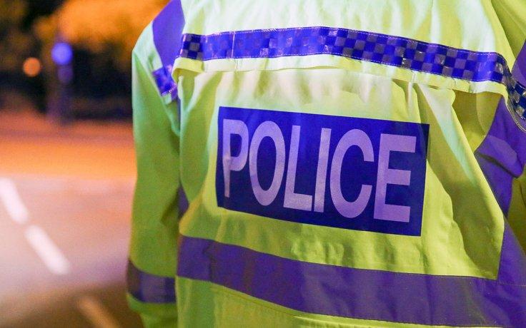 England police