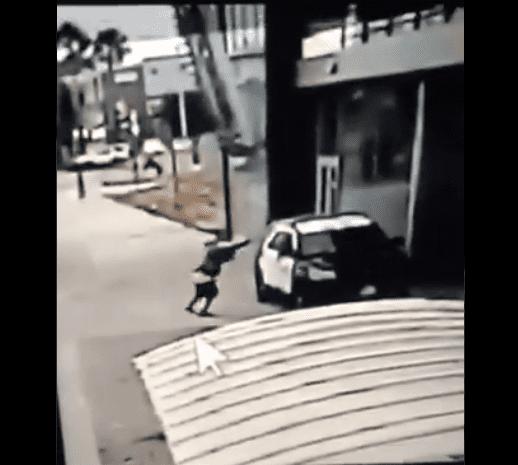 Sheriff's Deputies Shot