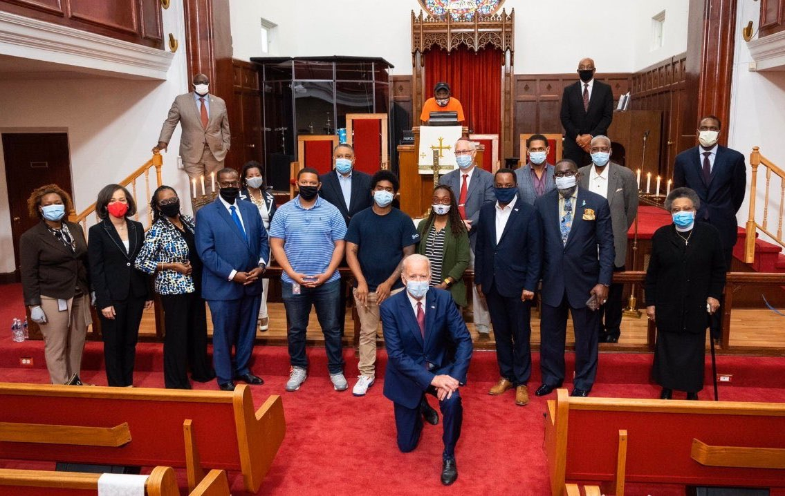Trump Campaign Ad Linking Churchgoers to 'Rioters' Upsets Black Church Leaders
