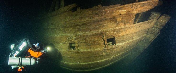 Baltic Sea Boat
