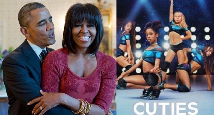 Porn michelle obama Michelle Obama