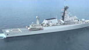 Indonesian Ship
