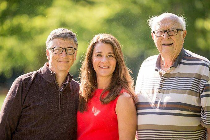 Bill Gates Sr.