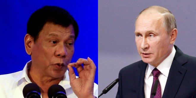 Duterte elated after meeting with Putin, unburdens with US to his 'hero'