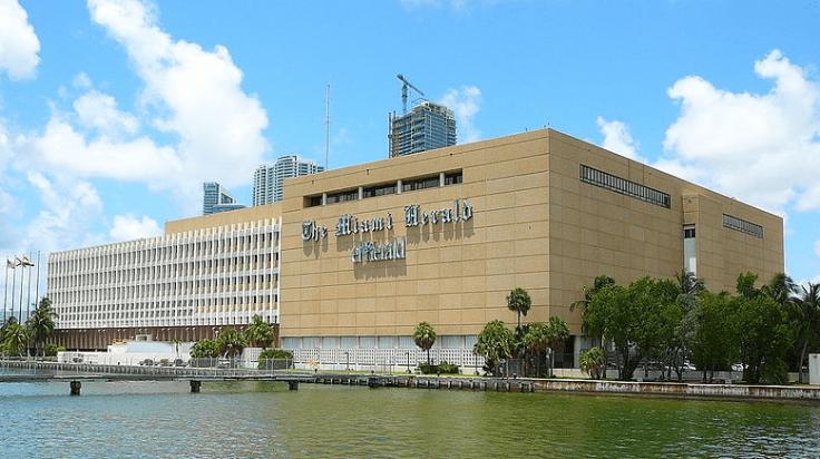 Miami Herald Office