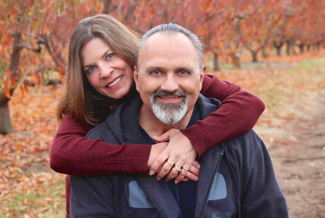 Paul Van Noy and Brenda Van Noy