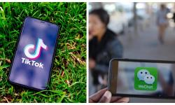 TikTok and WeChat
