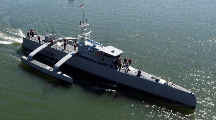 Unmanned Ship