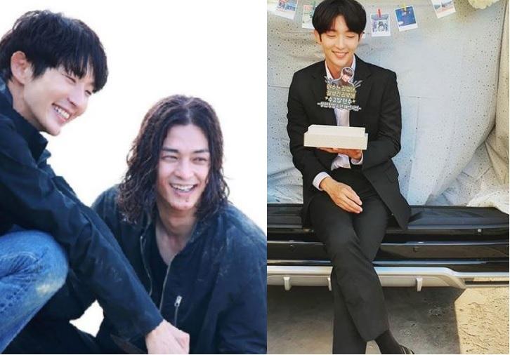 Lee Joon Gi Kim Ji Won