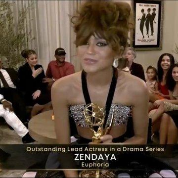 zendaya Emmy 2020