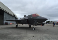 Marine Corps air base in Cherry Point