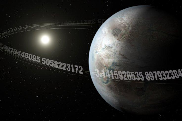 'Pi' Planet
