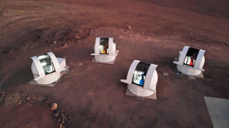 Speculoos Telescopes