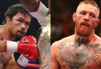 Conor McGregor vs Manny Pacquiao