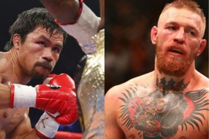 Conor McGregor vs Manny Pacquiao