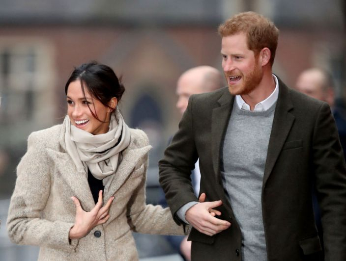 Claims Harry and Meghan are launching a reality show on Netflix