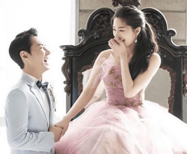 Jun Jin Weds His Girlfriend