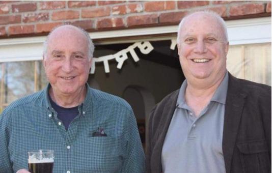 Nicholas and Ralph Gismondi