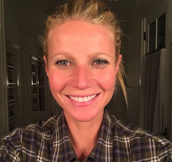 Gwyneth Paltrow's Nude Photo on Instagram