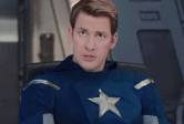 Captain America Deepfake video