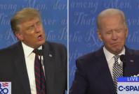 US Presidential debate 2020,