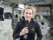 Kate Rubins To Cast Vote From Space